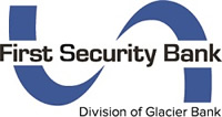 First Security Bank logo